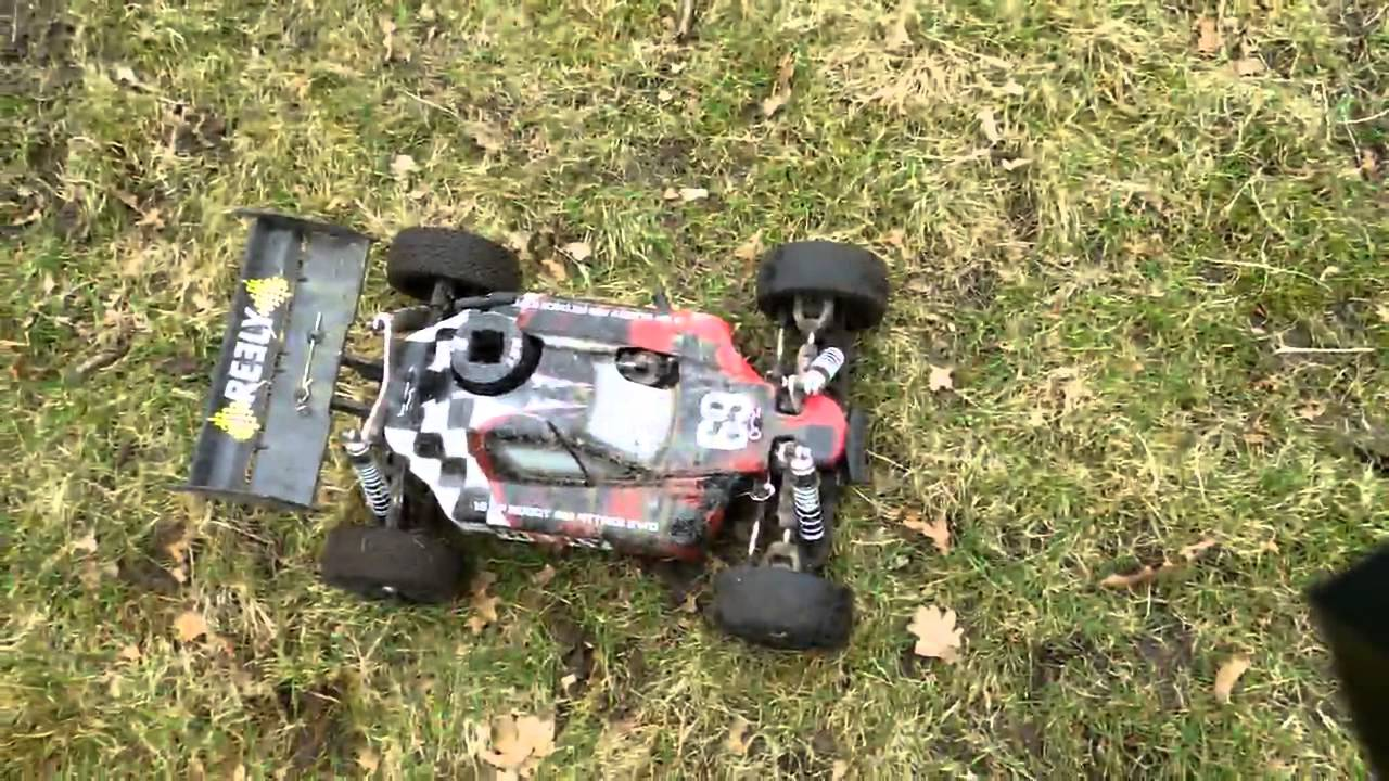 Reely Air Reely Air Attack 2wd Vollgas