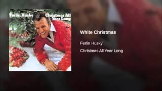 Watch Ferlin Husky White Christmas video
