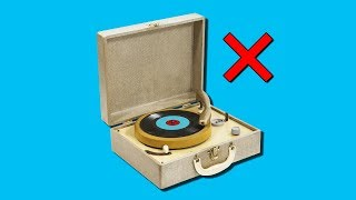 TOP 5 FAILED Record Formats!