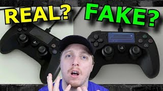 "Lets Talk About That ""LEAKED"" Ps5 Controller! Seems Pretty Fake?"