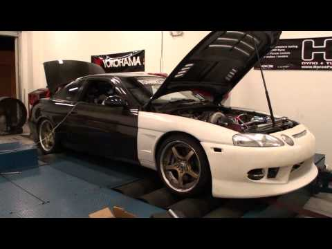 JZZ30 Soarer on the Dyno