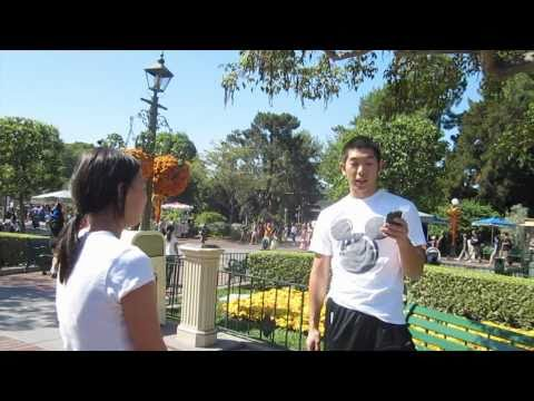 Jue & Ro's Amazing Race Engagement Proposal at Disneyland 1080p
