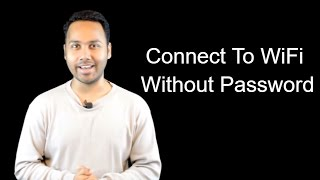 How To Connect WiFi Without Password Using WPS