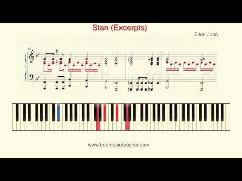 Elton John - Stan (Excerpts)