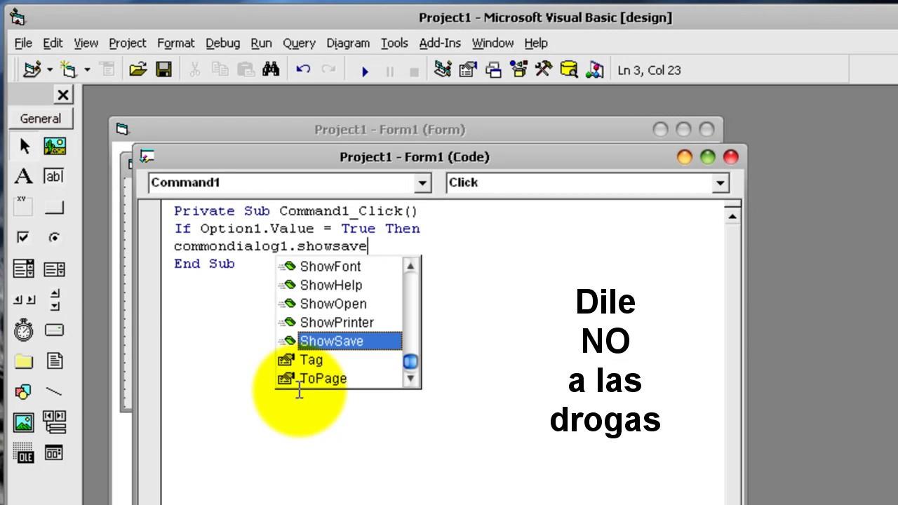 Visual Basic Assignment