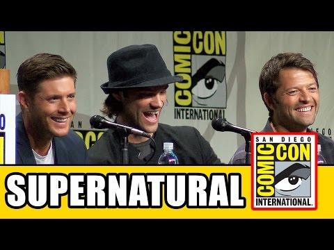 Supernatural SDCC Official Full Panel 2014