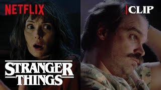 Murray Ships Hopper and Joyce | Stranger Things 3 | Netflix