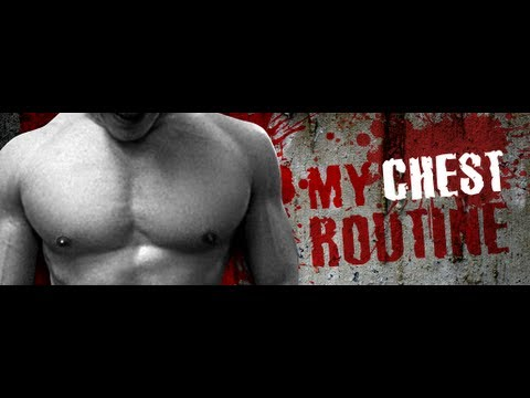 My Chest Workout- Scott Herman video