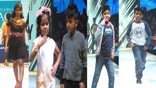 Junior's Fashion Week showcase AW18 collection of International Kidswear Brands in Chennai | YOYO TV