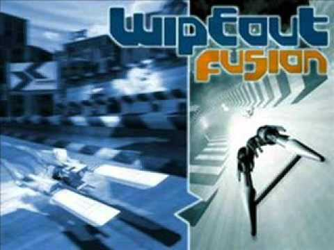 Wipeout Fusion OST #10 - Utah Saints - Sick