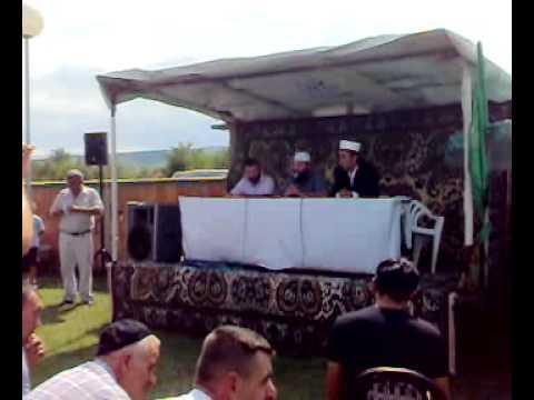 Adem Ramadani - Tribun Islame  Ne Fsh. Ognjancë (Shkup) - 30.08.2009 - 1430 - Hixhri