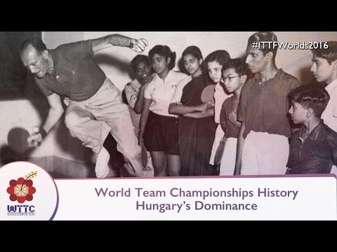 World Team Champs History - Hungary's Dominance