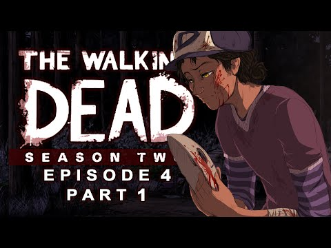 Cry Plays: The Walking Dead [S2] [Ep4] [P1]