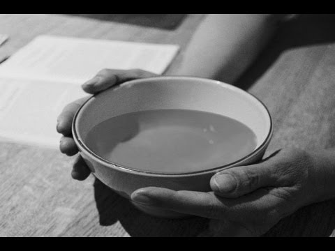 A Simple Tea-Bowl Ceremony