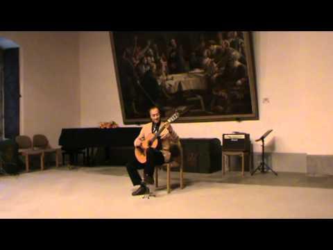 Бах Иоганн Себастьян - BWV 1002 - Сарабанда и Бурре
