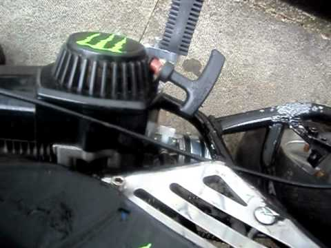 Bike Throttle Mini Moto Pocket Bike Throttle