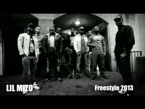 New Rap Music  -- LIL MIZO - freestyle 2013 (clip video)