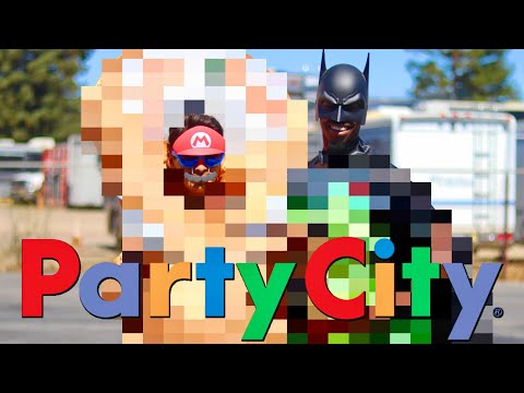 SKATE EVERYTHING WARS PARTY CITY! | SKATE EVERYTHING WARS EP. 19