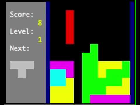 Tetris for DCPU-16