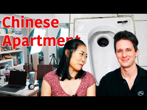 10 Weird Differences About OUR Chinese Apartment