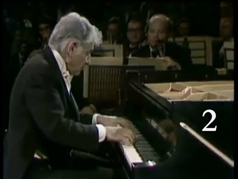 Rhapsody in Blue ~ Part 2/2 ~ Leonard Bernstein