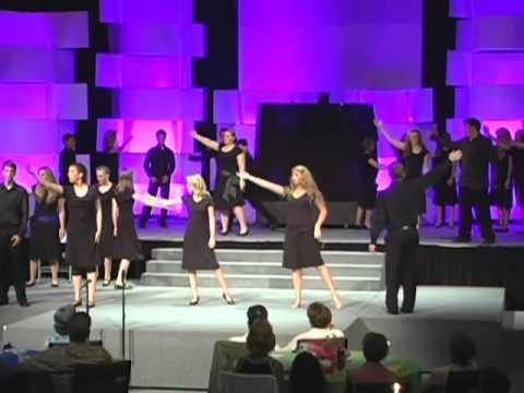 """Harbor Light Christian School """"He Is"""" skit - 06/16/2012"""