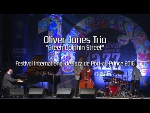 Oliver Jones Trio - Green Dolphin Street - TVJazz.tv