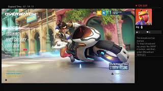 Let's play Overwatch.