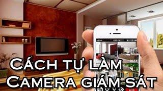(DIY) IP Camera by OLD smartphones