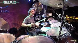 Simon Phillips: Drum Solo Live for BeatIt
