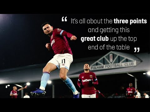 FULHAM 0-2 WEST HAM UNITED | SNODGRASS REACTS TO HIS GOAL