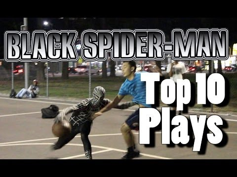 Top 10 Black Spiderman Plays!
