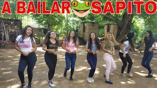 2,Bailemos El Sapito y El Cocodrilo Dante.Baile De Chicas,Parte 2