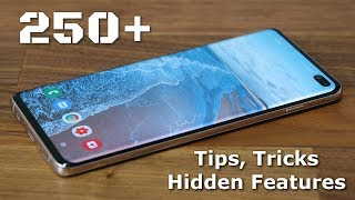 250+ Samsung Galaxy S10 Tips, Tricks and Hidden Features