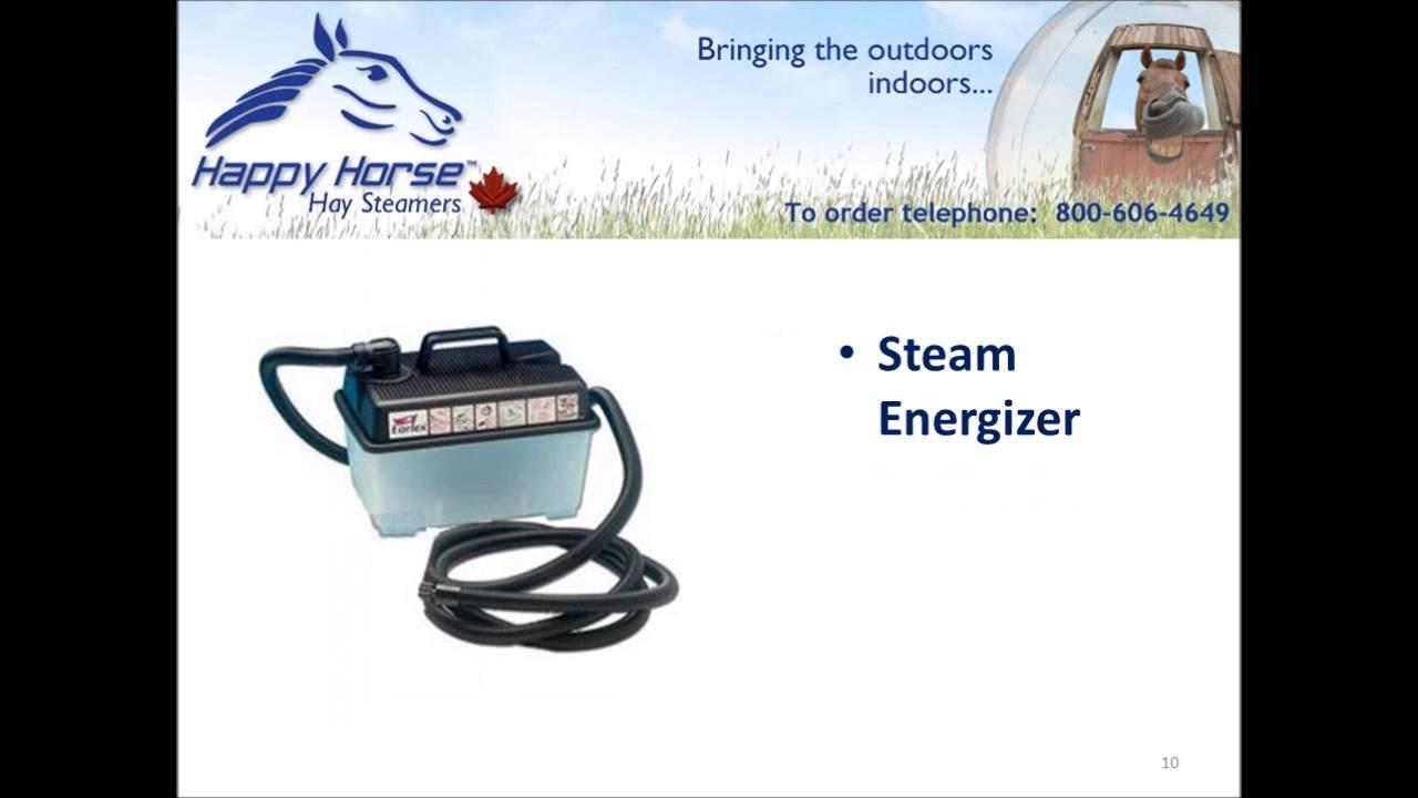 steam amp easy hay steamer  horseandhoundcouk