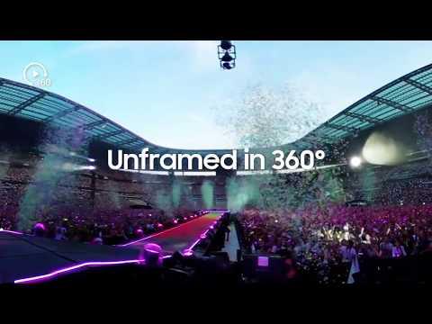 Samsung ve Live Nation, Coldplay konserini 360° Yayınlayacak