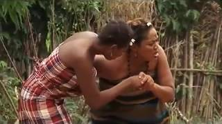 The Forest Girl Nigerian Movie [Part 2] - Village Drama