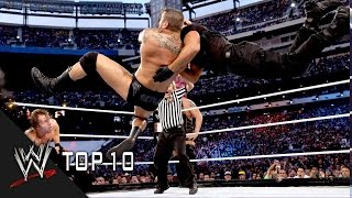 WWE TOP 10 FINISHERS