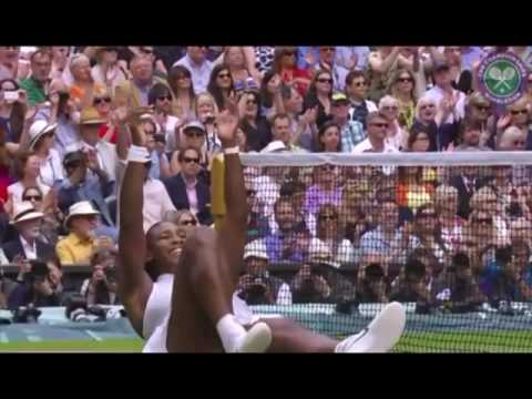 Williams Wins 2016 Wimbledon