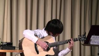 (2011.1.30 Kotka) Dust in the Wind - Sungha Jung