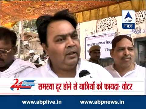Voters in Ajmer shower praise on Sachin Pilot