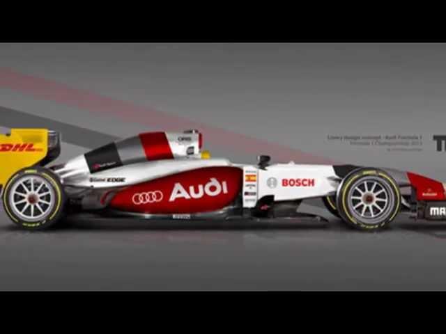 [F1 2016 Cars] Video