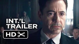 The Judge Official UK Trailer #1 (2014) - Robert Downey Jr., Billy Bob Thornton Movie HD