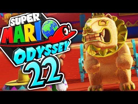 DIE RACHE DER TIERE - Super Mario Odyssey #22