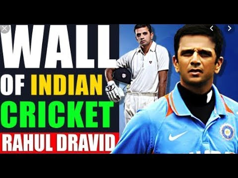 Rahul Dravid Biography: The Wall of Indian Cricket