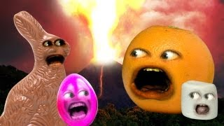 Annoying Orange - Easter Island