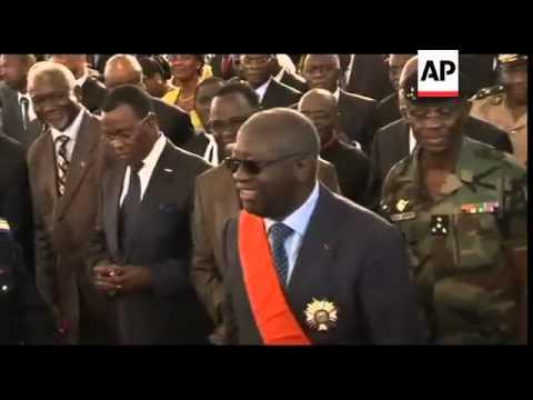 Ivory Coast - Ivory Coast's Gbagbo is extradited to the  International Criminal Court