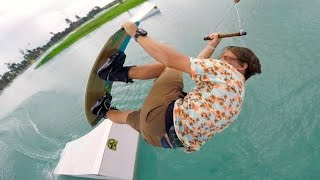 GoPro Awards: Wakeboard Cable Park in the Philippines with Chris Rogers