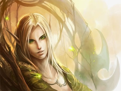 Celtic Elf Music - Elven Lands