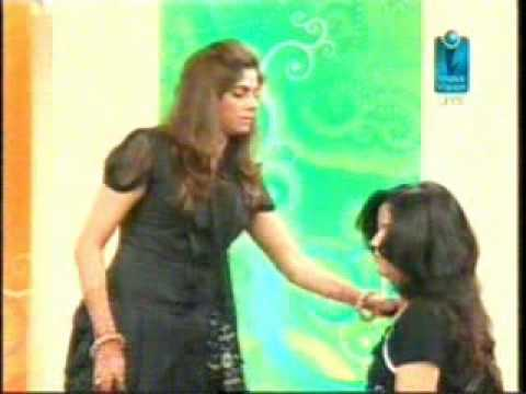Urooj Moiz in Sola Singhar on Indus Vision 15-03-10 Part 1.mpg